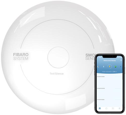 Fibaro Rauchsensor (2 Jahre) ¿ Funktioniert mit Toon Main Image