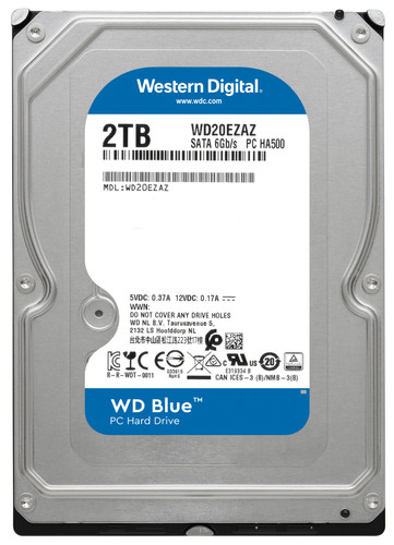 WD Blue WD20EZAZ 2 TB Main Image