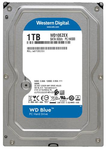 WD Blue WD10EZRZ 1 TB Main Image