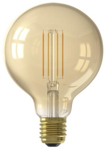 Calex WLAN Smart G95 Kugellampe mit Glühfaden E27 Main Image