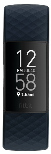 Fitbit Charge 4 Stahlblau Main Image