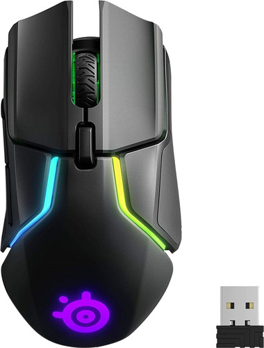 Steelseries Rival 650 Kabellose Gaming-Maus Main Image