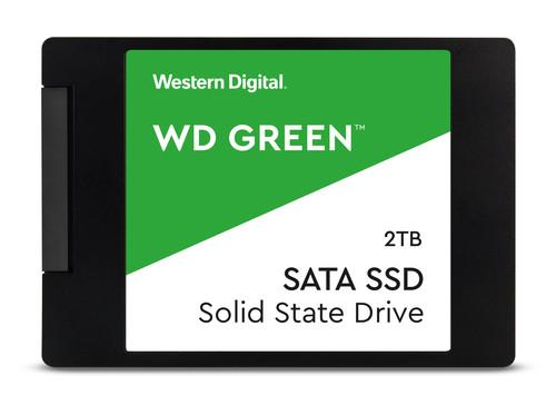 WD Green 2,5 Zoll SSD, 2 TB Main Image