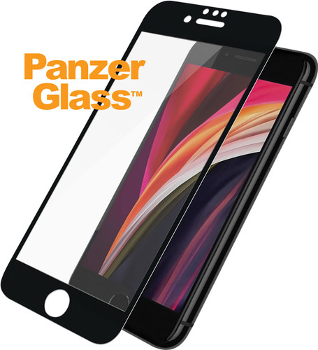 PanzerGlass Fall freundlich Apple iPhone SE 2/8/7/6 / 6s Displayschutzglas Main Image