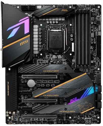 MSI MEG Z490 ACE Main Image