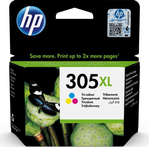 HP 305XL Patronenfarbe Main Image