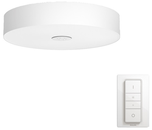 Philips Hue Fair Deckenleuchte White Ambiance Bluetooth Weiß Main Image