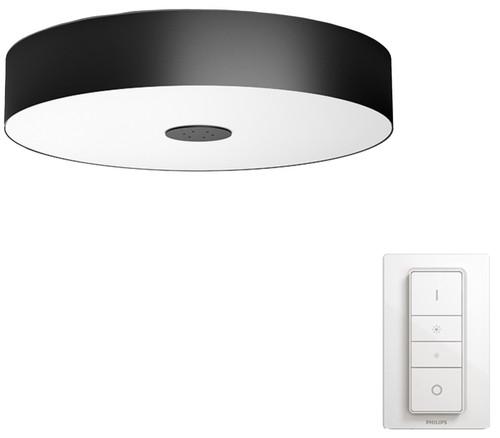 Philips Hue Fair Deckenleuchte White Ambiance Bluetooth Schwarz Main Image
