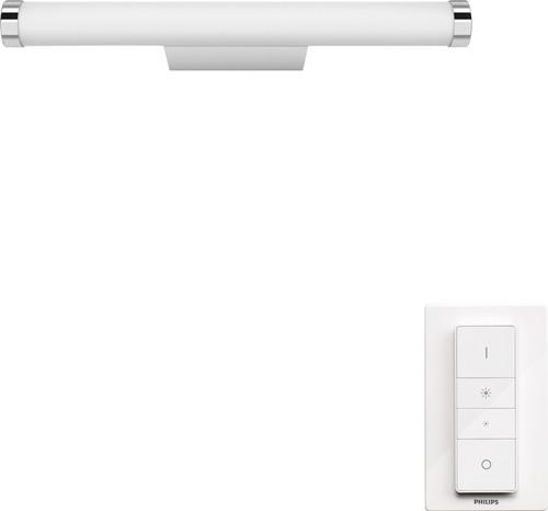 Philips Hue Adore Badezimmer-Spiegelleuchte White Ambiance klein Main Image