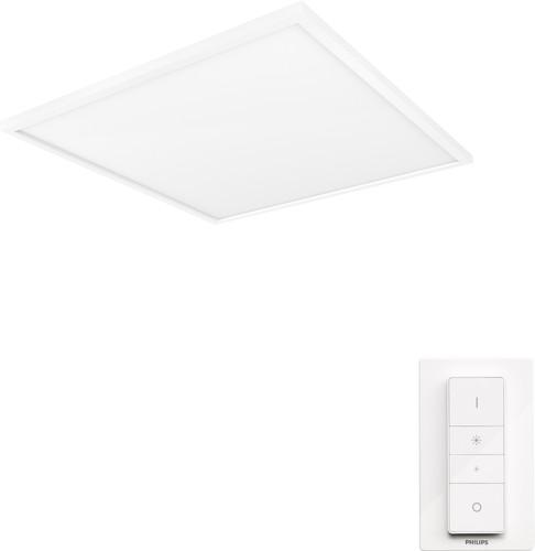 Philips Hue Aurelle Deckenleuchte White Ambiance quadratisch - groß Main Image