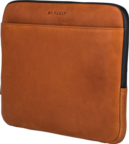 "Burkely Rain Riley Laptop Sleeve 13,3"" Braun Main Image"