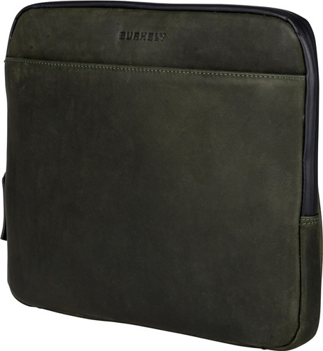 "Burkely Rain Riley Laptop Sleeve 13,3"" Grün Main Image"