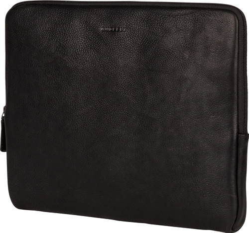 "Burkely Antique Avery Laptop-Sleeve 13,3"" Schwarz Main Image"