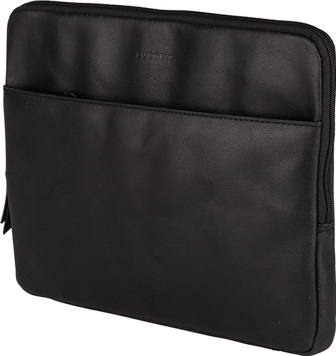 "Burkely Fundamentals Vintage Robin Laptop Sleeve 13,3"" Schwarz Main Image"