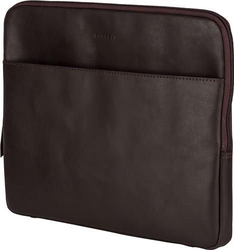 "Burkely Fundamentals Vintage Robin Laptop Sleeve 13,3"" Braun Main Image"