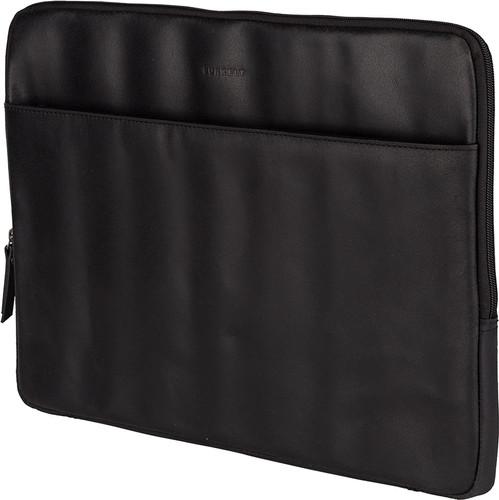 Burkely Vintage Josh Laptop Sleeve 17'' Schwarz Main Image