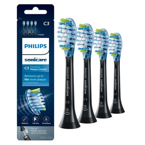 Philips Sonicare Premium Plaque Defense HX9044/33 (4 Stück) Main Image