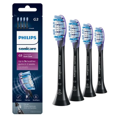 Philips Sonicare Premium Gum Care HX9054/33 (4 Stück) Main Image