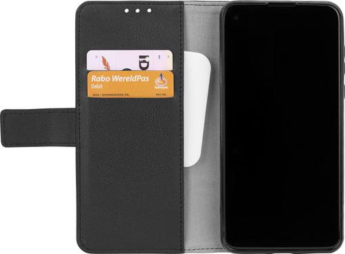 Nur für den Fall Brieftasche Motorola Moto G8 Power Book Fall Schwarz Main Image