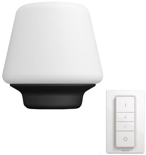 Philips Hue Wellness Tischlampe White Ambiance Schwarz Main Image