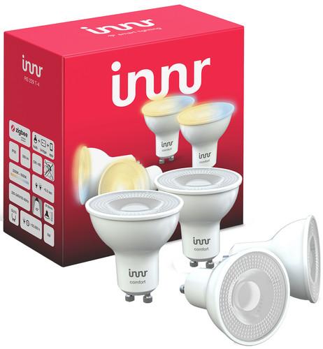 Innr Comfort White GU10 Spot 4er-Pack RS 229-4 Main Image