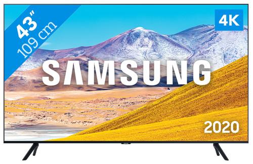 Samsung Crystal UHD GU43TU8079 Main Image
