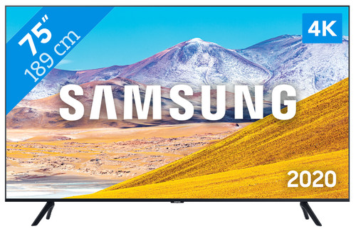 Samsung Crystal UHD GU75TU8079 Main Image