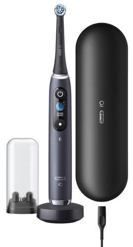 Oral-B iO - 9n - Elektrische Zahnbürste Schwarz Powered By Braun Main Image