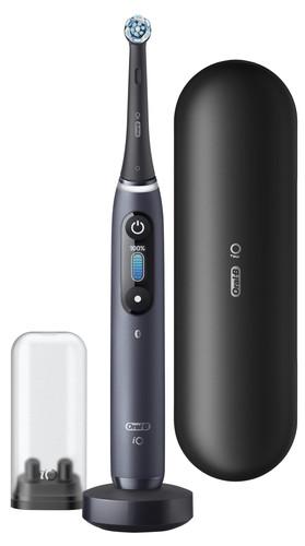 Oral-B iO - 8n - Elektrische Zahnbürste Schwarz Powered By Braun Main Image