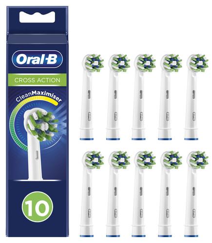 Oral-B CrossAction Bürstenkopf 10 Stück Main Image