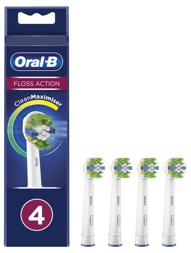 Oral-B FlossAction Bürstenkopf 4 Stück Main Image