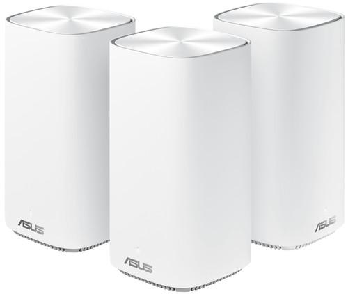 Asus ZenWifi AC Mini CD6 Weiß 3er-Pack Main Image