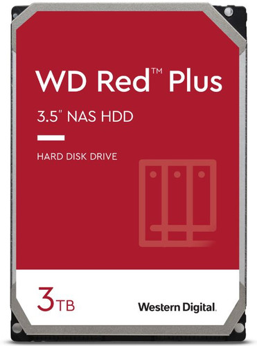 WD Red Plus 3 TB Main Image
