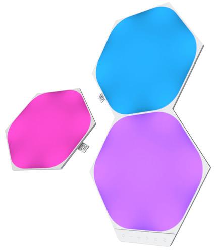 Nanoleaf Shapes Hexagons Expansion 3er-Pack Main Image