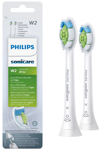 Philips Sonicare Optimal White Standard HX6062/10 (2 Stück) Main Image