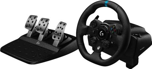 Logitech G923 Rennlenkrad und Pedalen für Xbox und PC Main Image