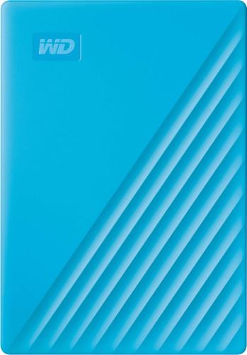WD My Passport 4 TB Blau Main Image