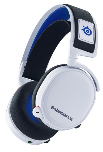 SteelSeries Arctis 7P Kabelloses Gaming-Headset PS4/PS5 Weiß Main Image