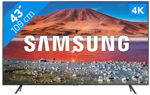 Samsung Crystal UHD GU43TU7199 Main Image