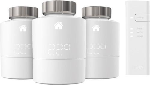 Tado Intelligenter Heizkörperthermostat Starter 3er-Pack Main Image