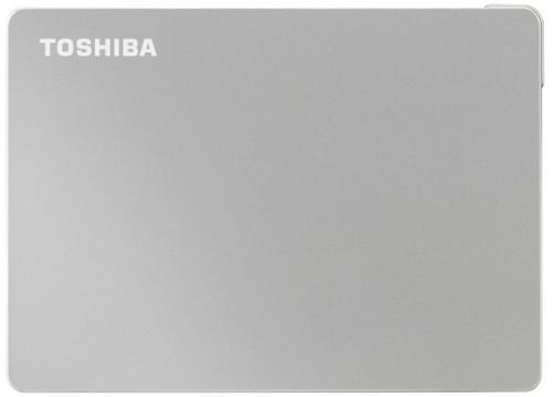 "Toshiba Canvio Flex 2.5"" 1 TB Silber Main Image"