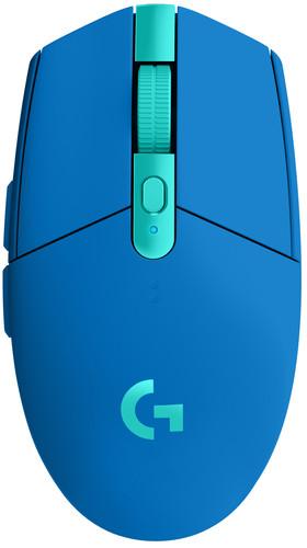 Logitech G305 Lightspeed Kabellose Gaming-Maus Blau Main Image