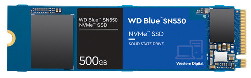 WD Blue SN550 500 GB Main Image