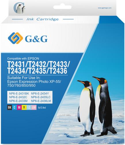 G & G 24XL Patronen Kombipack Main Image