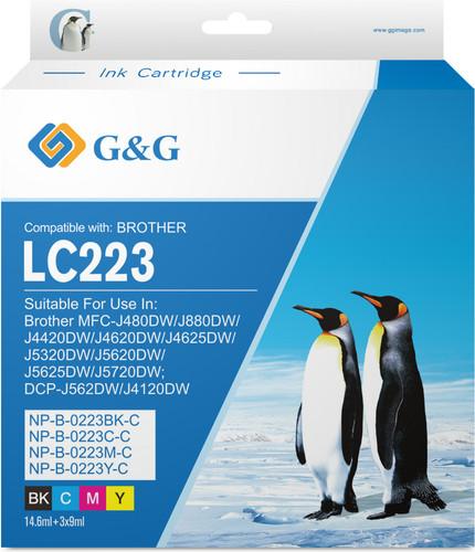 G & G LC-223 Patronen Kombipack Main Image