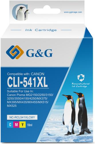 G & G CL-541XL Patronenfarbe Main Image