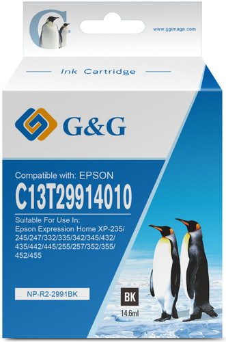 G & G Epson 29XL Schwarz Main Image