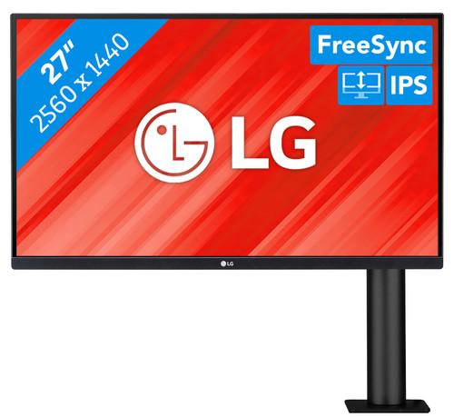 LG Ergo 27QN880 Main Image