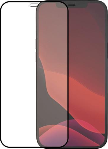 Azuri Tempered Glass Apple iPhone 12 mini Rinox Armor Schwarz Main Image
