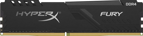 Kingston HyperX FURY 32 GB DDR4 3.200 MHz CL16 DIMM Schwarz (2 x 16 GB) Main Image